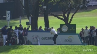 Top shots from Round 2 of the WGC-Mexico Championship