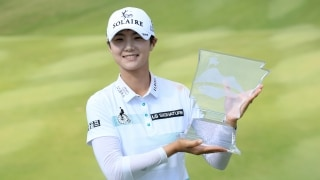 S.H. Park returns to world No. 1 after Arkansas victory