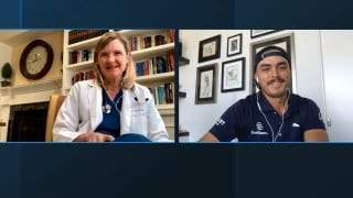 Rickie Fowler surprises nurse practitioner fighting COVID-19