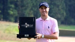 Thomas up to world No. 4 after CJ Cup win