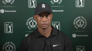 Why didn't Tiger play before now? 'Better to stay home and be safe'