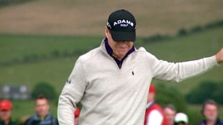 Tom at Turnberry: The turning point in 2009