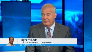 Isenhour: Tiger just couldn't shake rust off