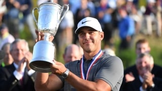 Koepka WDs from U.S. Open because of injury