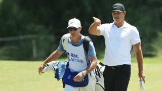 Report: Koepka WDs after caddie tests positive