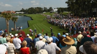 PGA Tour commish Monahan: When it's safe, we will have fans