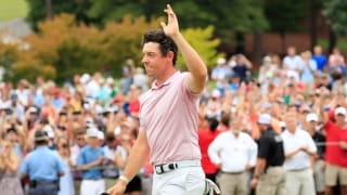 McIlroy wins PGA Tour Player of the Year