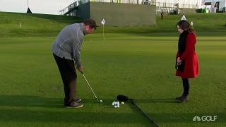 Katherine Roberts Improve Golf Swing Turn With Yoga Golf Channel
