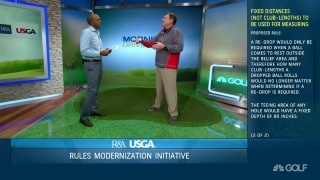 Rules 101 Relief From An Embedded Ball Golf Channel
