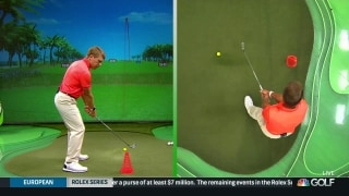 Todd Sones' Arms and Shoulders Putting Tip | Golf Channel