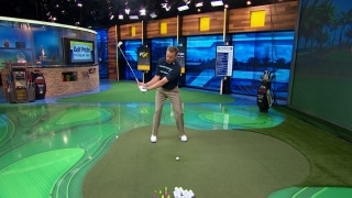 Michael Breed explains hip turn, downswing initiation | Golf Channel
