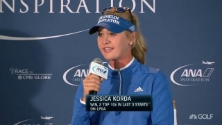 2018 Ana Jessica Korda Sister Nelly Revived Her Career Golf Channel