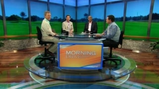 Morning Drive: Get to know Kelly Tilghman | Golf Channel