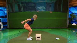 How to connect your arms and body for better golf swing