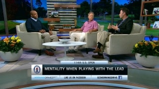 Gary Williams at the CVS Caremark Charity Classic | Golf Channel