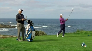 Morning Drive: School of Golf Left Arm Tip | Golf Channel