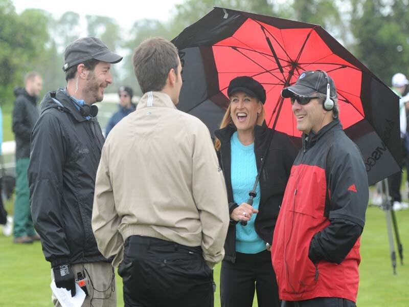 Big Break Ireland, Stephanie Sparks, Tom Abbott