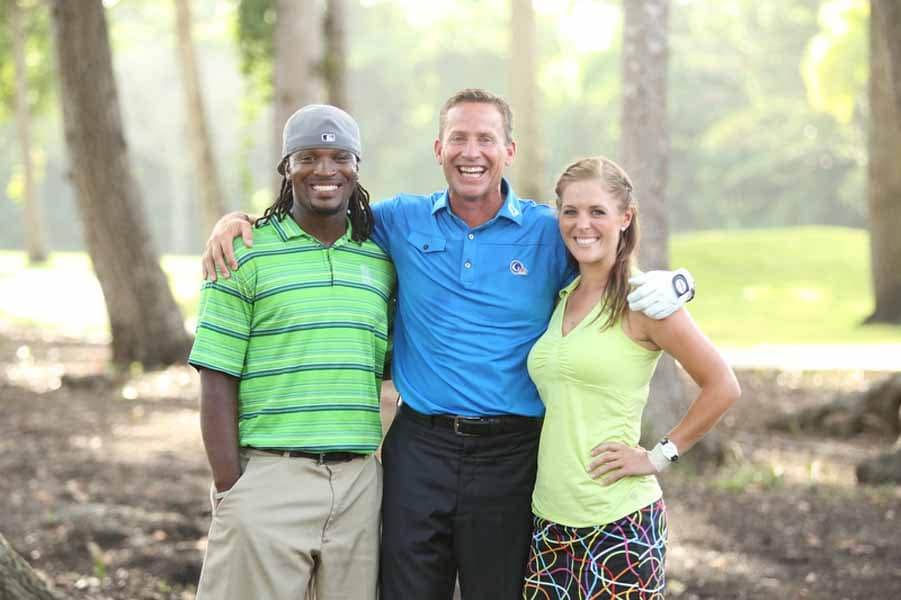 Will Lowery; Michael Breed and Mallory Blackwelder