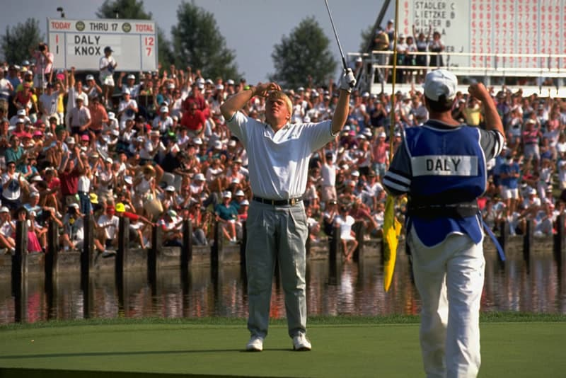 1991: John Daly, Crooked Stick Golf Club
