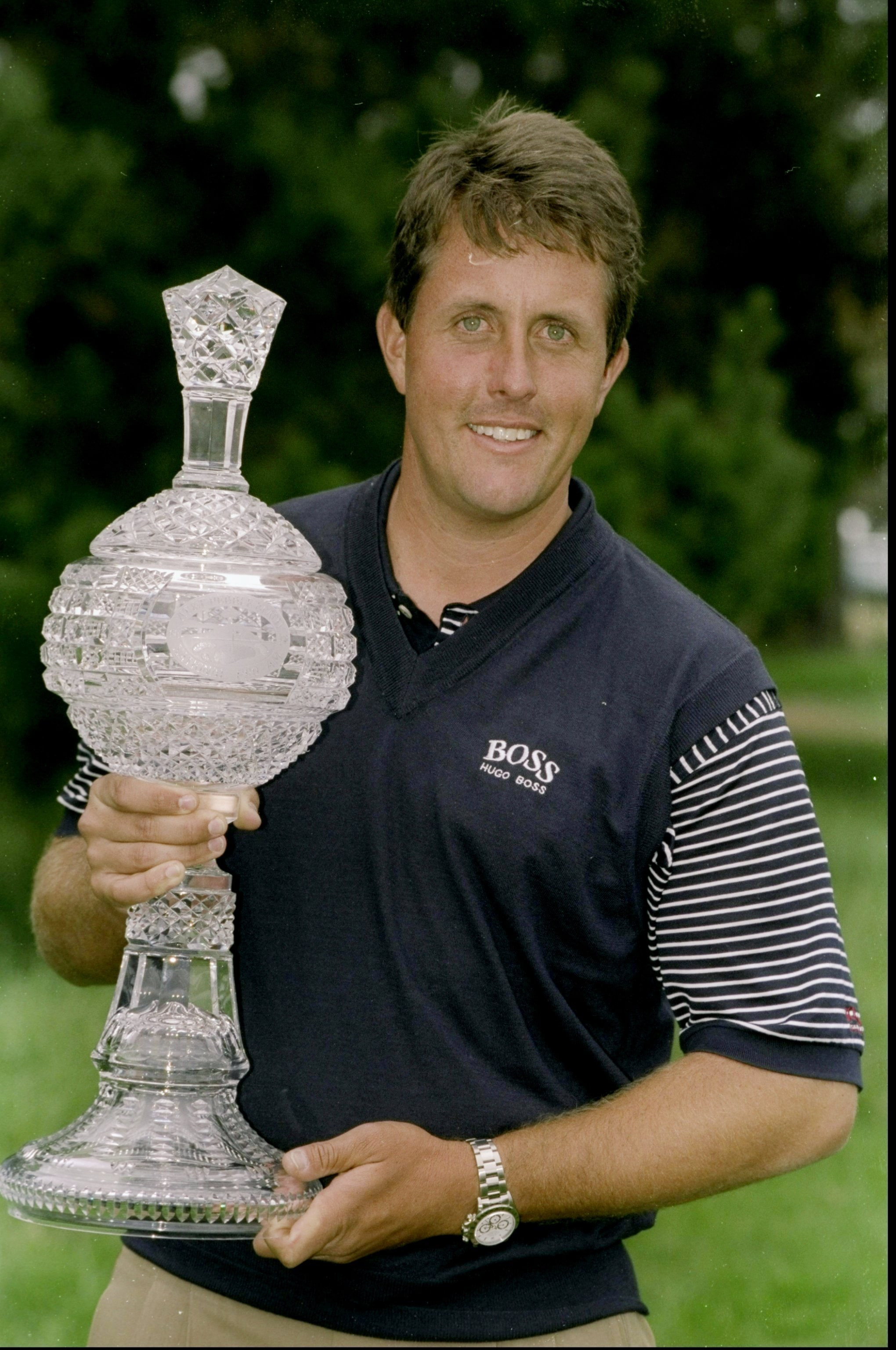 Phil Mickelson at the 1998 AT&T Pebble Beach National Pro-Am
