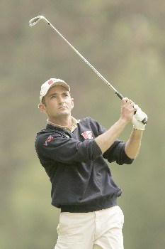 Markus Brier during the final round of the 2005 KLM Open at Hilversumsche Golf Club. June 12, 2005Photo by Pete Fontaine/WireImage.com