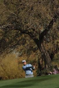 Daniel Chopra during the second round of the FBR Open at the TPC Scottsdale on Friday, February 2, 2007 in Scottsdale, Arizona. PGA TOUR - 2007 FBR Open - Second RoundPhoto by Marc Feldman/WireImage.com