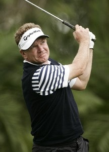 Paul Broadhurst during the first round of the WGC-CA Championship held on the Blue Course at Doral Golf Resort and Spa in Doral, Florida, on March 22, 2007. PGA TOUR - WGC - 2007 CA Championship - First RoundPhoto by Sam Greenwood/WireImage.com