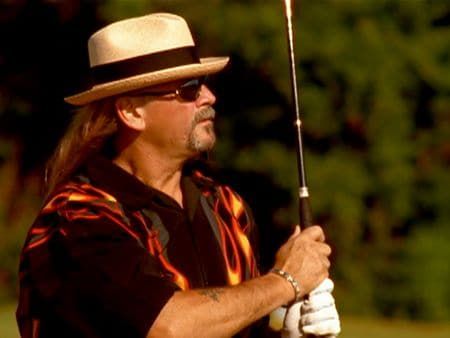 Natural Golf Makeover - Wild Bill Cannon