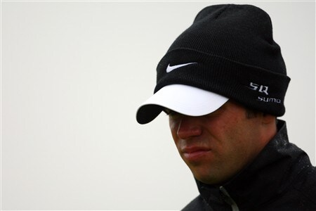 SOUTHPORT, UNITED KINGDOM - JULY 17:  Paul Casey of England walks off the second tee during the First Round of the 137th Open Championship on July 17, 2008 at Royal Birkdale Golf Club, Southport, England.  (Photo by Richard Heathcote/Getty Images)