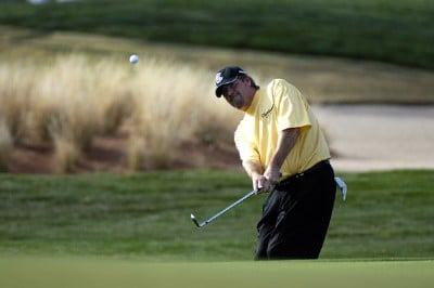 Steve Lowery in action during the third  round of the FBR Open  at the TPC Players Course  on  Saturday,  January 4, 2006 in Scottsdale, ArizonaPhoto by Marc Feldman/WireImage.com