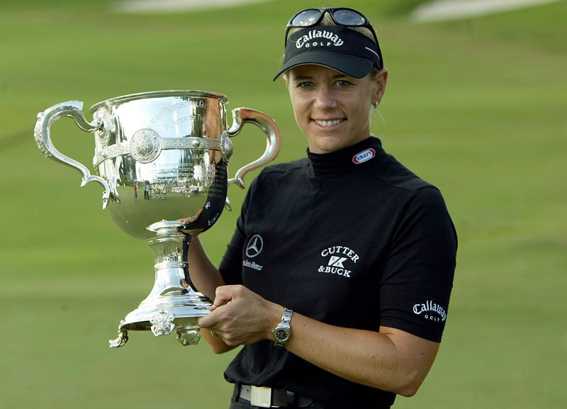Annika Sorenstam, 2003 Player of the Year