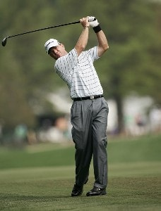 Scott Verplank during the first round of the 2007 Wachovia Championship held at Quail Hollow Country Club in Charlotte, North Carolina on May 3, 2007. PGA TOUR - 2007 Wachovia Championship - First RoundPhoto by Sam Greenwood/WireImage.com