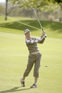 Carin Koch in action during the first round of the 2006 Safeway International, Thursday, March 16, 2006 at  Superstition Mountain Golf and Country Club in Superstition Mountain, Arizona.Photo by Marc Feldman/WireImage.com