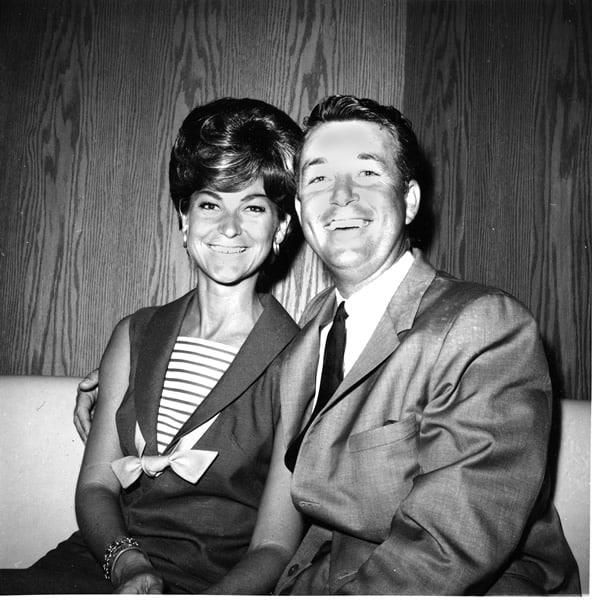 Ken and Connie Venturi