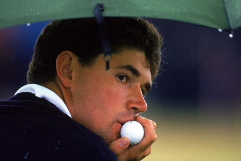 Padraig Harrington, 1995 Walker Cup