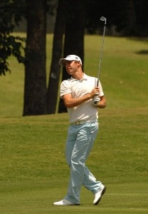 Andrew Buckle during  the third round of the Stanford St. Jude Chamionship at the TPC Southwind on Saturday, June 9, 2007 in Memphis, Tennessee PGA TOUR - 2007 Stanford St. Jude Championship - Third RoundPhoto by Marc Feldman/WireImage.com