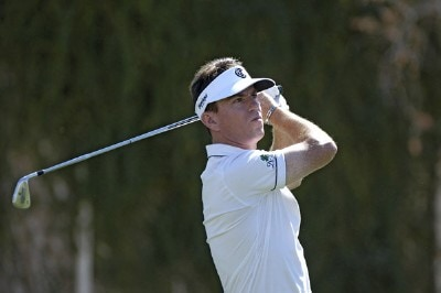 Skip Kendall in action during the first round of the 2006 Chrysler Classic of Tucson on February 23, 2006 at the Omni Tucson National Golf Resort and Spa in Tucson, ArizonaPhoto by Marc Feldman/WireImage.com