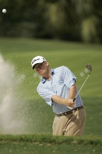 Dudley Hart during a practice round for The Players Championship held at the TPC Stadium Course in Ponte Vedra Beach, Florida on Monday, March 20, 2006Photo by Sam Greenwood/WireImage.com