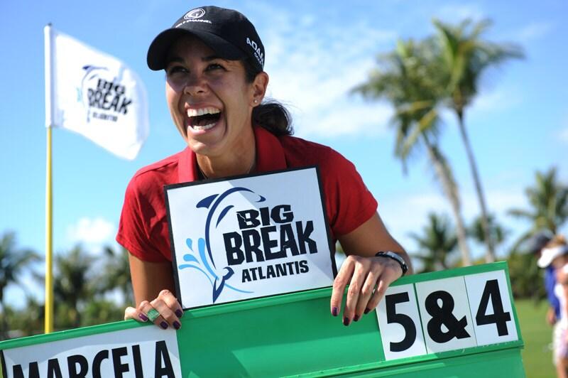 Big Break Atlantis, Marcela Leon