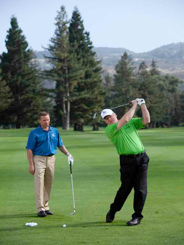 Michael Breed, Johnny Miller, 7 Nights at The Academy