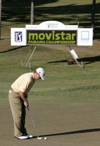 Hunter Haas during the third round of the Movistar Panama Championship held at Club de Golf de Panama in Panama City, Republica De Panama, on January 27, 2007. Photo by: Stan Badz/PGA TOURPhoto by: Stan Badz/PGA TOUR