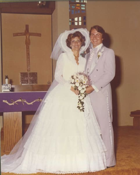 Judy and Curt Thompson