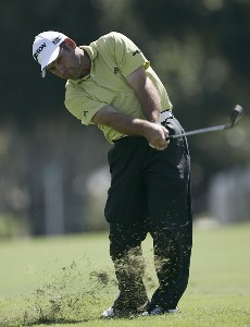 Hennie Otto during the third round of the WGC-CA Championship held on the Blue Course at Doral Golf Resort and Spa in Doral, Florida, on March 24, 2007. PGA TOUR - WGC - 2007 CA Championship - Third RoundPhoto by Sam Greenwood/WireImage.com