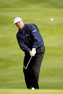 Peter Jacobsen in action during the second round of the 2006 AT&T Classic on Saturday, March 11, 2006 at  Valencia Country Club in Valencia, CaliforniaPhoto by Marc Feldman/WireImage.com