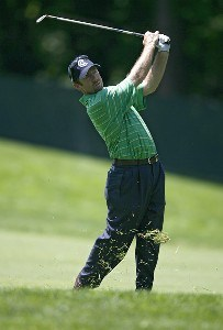 Rod Pampling during the first round of the 2006 U.S. Open Golf Championship at Winged Foot Golf Club in Mamaroneck, New York on June 15, 2006.Photo by Mike Ehrmann/WireImage.com