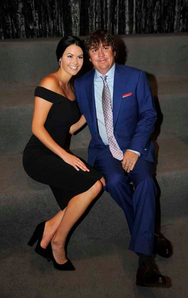 Amanda Dufner and Jason Dufner