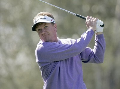 Paul Broadhurst during the first round of the 2006 Accenture Match Play Championship at the La Costa Resort & Spa in Carlsbad, California on February 22, 2006.Photo by Stan Badz/PGA TOUR/WireImage.com