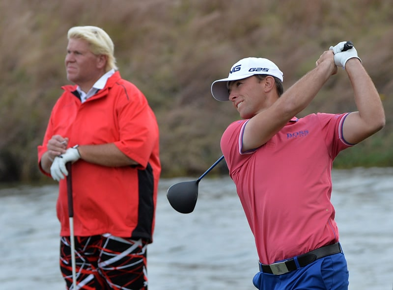 John Daly and Luke Guthrie