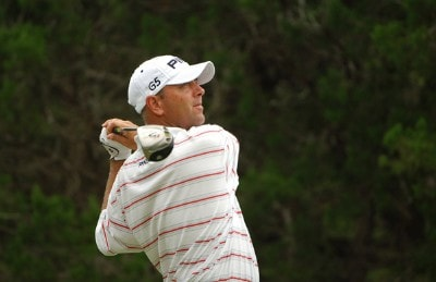 Patrick Sheehan  during the first round of the Velero Texas Open played on the Resort Course at La Cantera on Thursday, September 21, 2006 in San Antonio, Texas PGA TOUR - 2006 Valero Texas Open - First RoundPhoto by Marc Feldman/WireImage.com