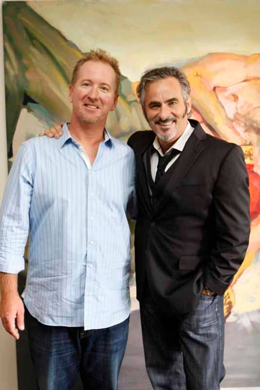 David Feherty and David Duval